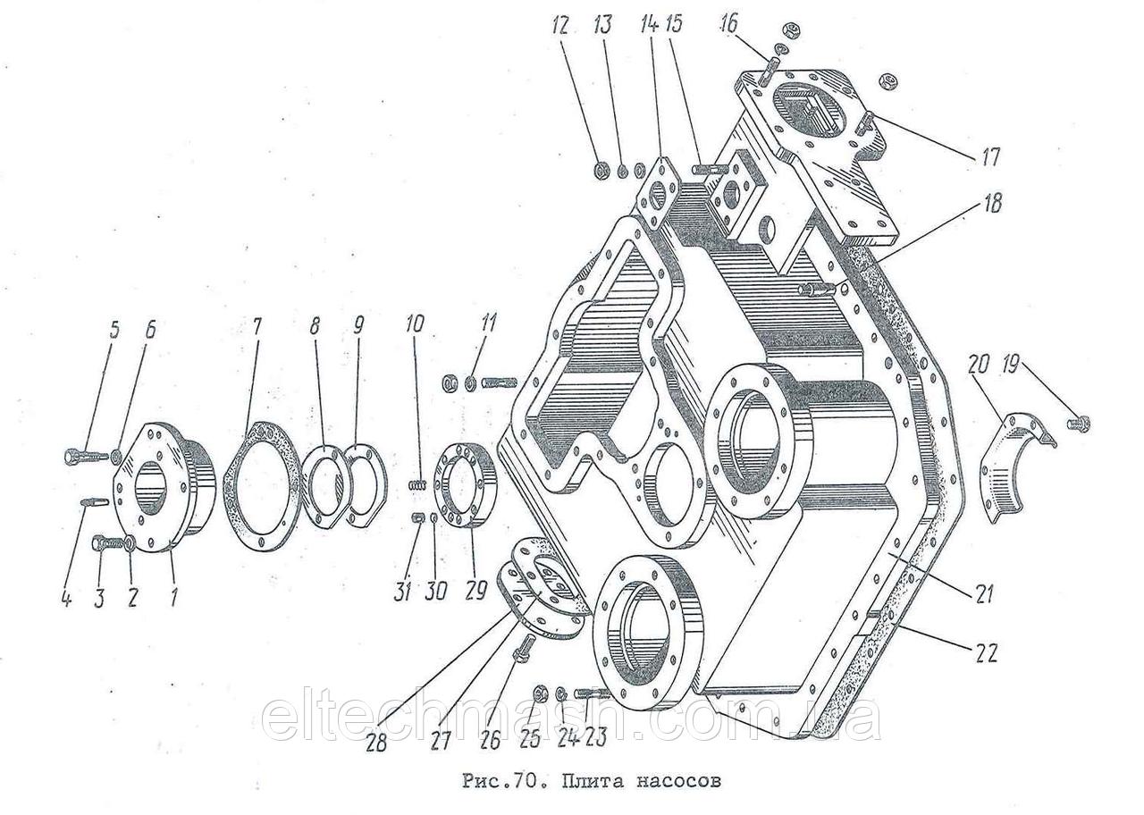 Кольцо уплотнительное 2Д100.34.043-1