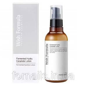 Крем-лосьон для лица с керамидом и комплексом витаминов Wish Formula Fermented Hydra Ceramide Lotion 180г