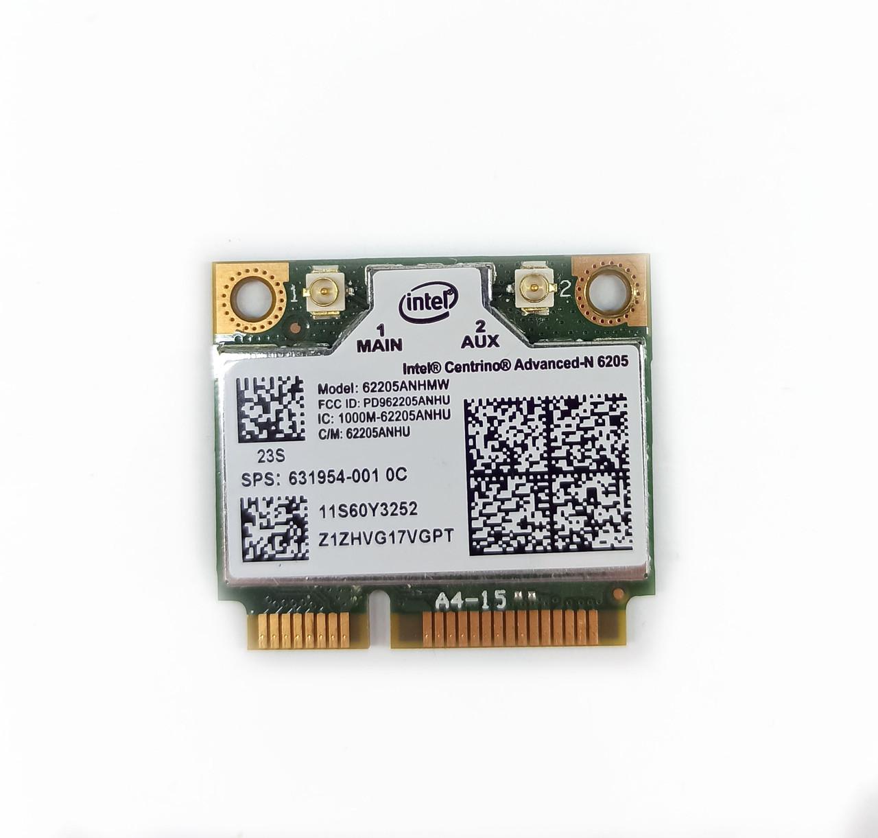 Wi-Fi модуль (631954-001) для ноутбука Lenovo ThinkPad T520