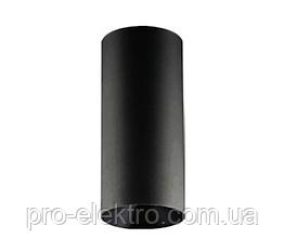 Светодиодный накладной потолочный LED светильник, спот ZL4022154 15W 1200Lm 4000K Black Z-Light