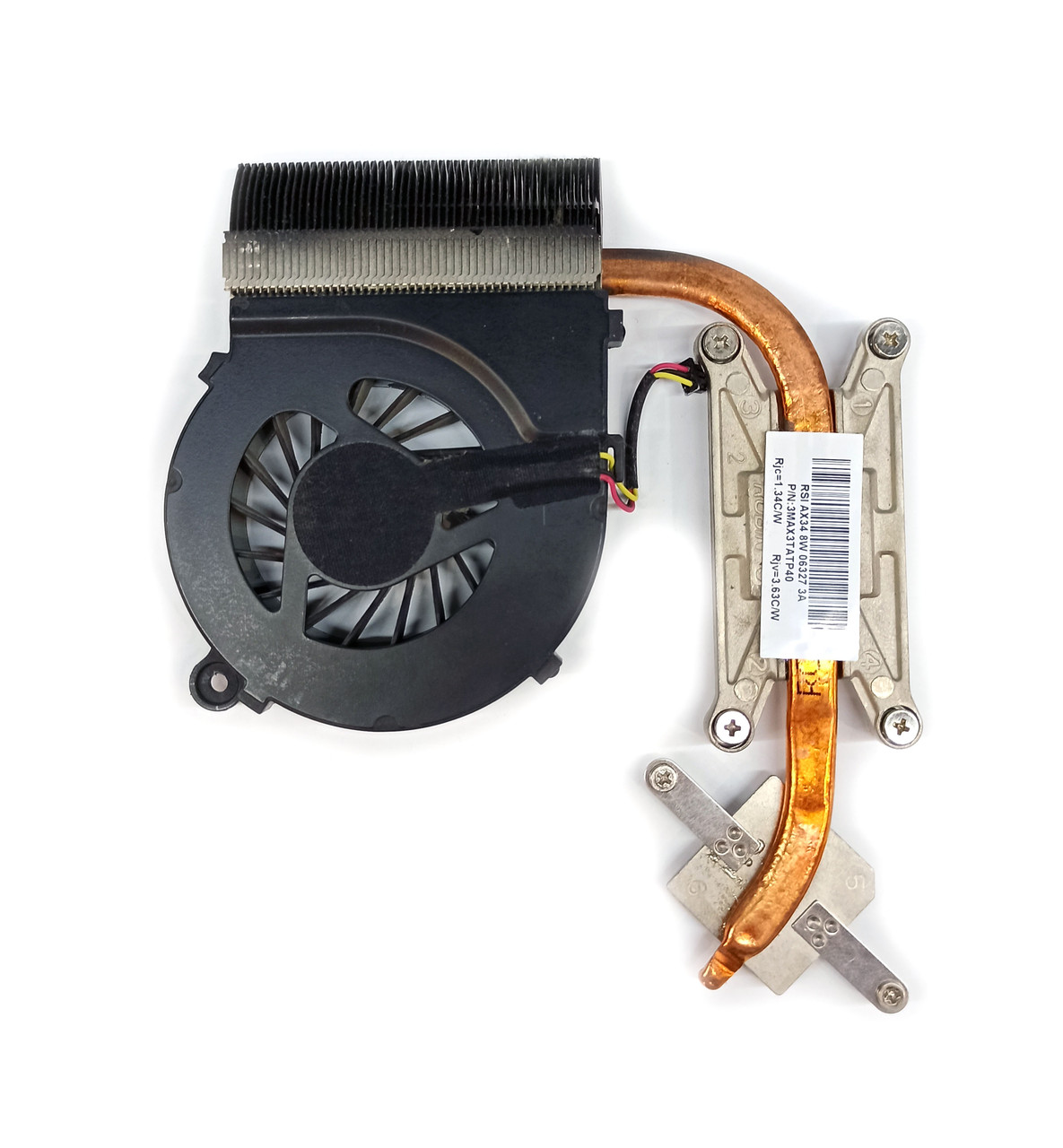 Охлаждение (вентилятор + радиатор) (609229-001) для ноутбука HP CQ56-115SO