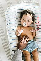 Матрас-кокон для новорожденного DELUXE+ (0-8M) Marinere, фото 1