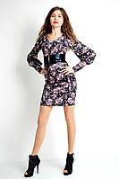 """Молодежное стильное  платье   """"Корсет"""", фото 1"""