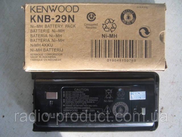 KNB-29N аккумулятор для радиостанций Kenwood