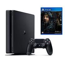 Sony PlayStation 4 SLIM 500gb + Death Stranding (Гарантия 18 месяцев)