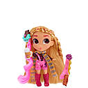 Hairdorables S3 Хэрдораблс 3 серия кукла сюрприз с роскошными волосами Collectible Dolls Series 3, фото 6