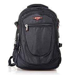Городской рюкзак Power In Eavas 312 с карманом для ноутбука чёрный