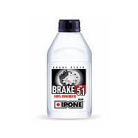 Тормозная жидкость для мотоциклов IPONE Brake DOT 5.1 (500 мл)