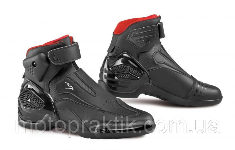 Falco NOVO 2.1 Black, 39 Мотоботинки спортивні
