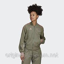 Женская куртка Adidas VRCT W FI6720 2020