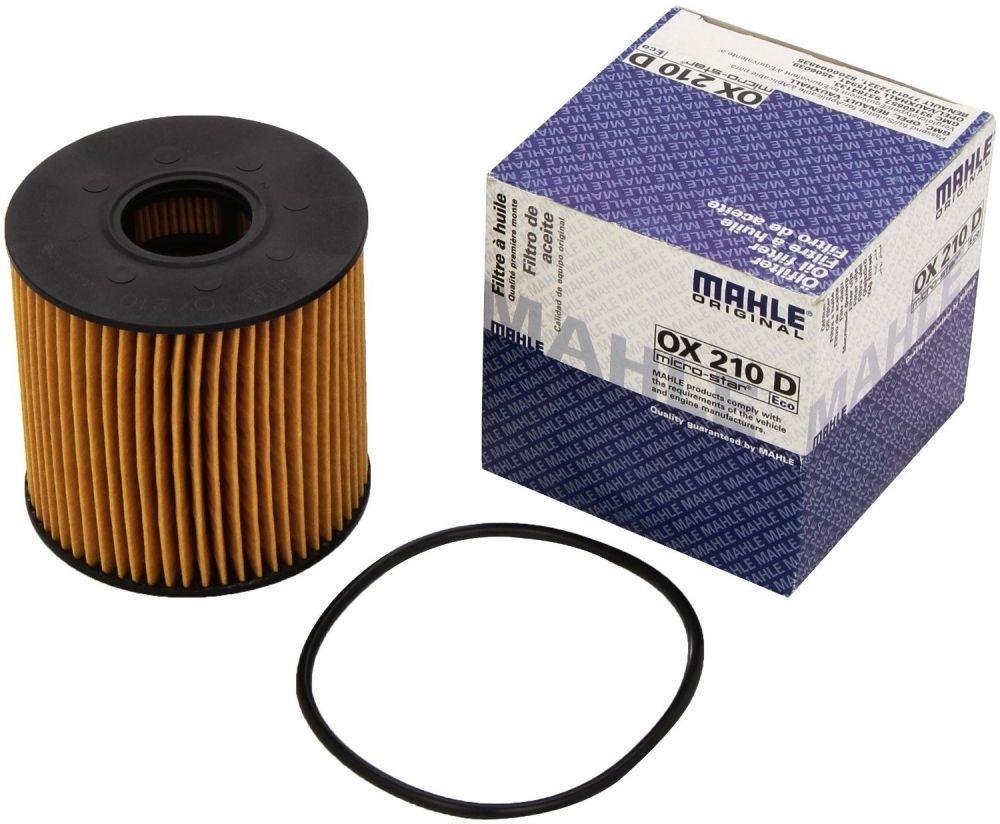 Масляный фильтр KNECHT OX210D
