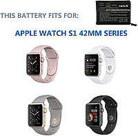 Аккумулятор Apple Watch 42mm Series 1 A1579 Оригинал