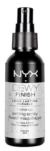 Финишный спрей для лица NYX Dewy Finish