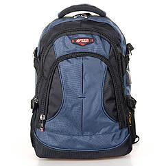 Городской рюкзак Power In Eavas 7105 с карманом для ноутбука три цвета