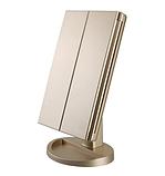 Зеркало с подсветкой для макияжа тройное / косметическое зеркало для макияжа / тройное зеркало с подсветкой,, фото 7