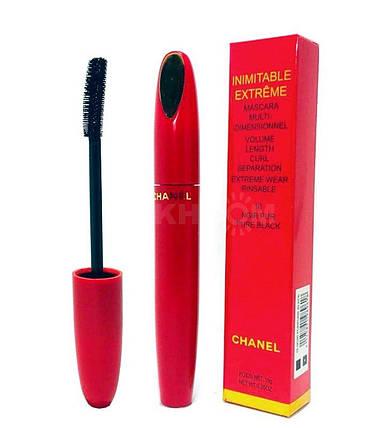 Тушь для ресниц Chanel Inimitable Extreme Red (195.910), фото 2