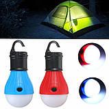 Светильник, Кемпинговая лампа Led Camping Bulb Light, фонарик для кемпинга, Товары для пикника и летнего, фото 3