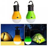 Светильник, Кемпинговая лампа Led Camping Bulb Light, фонарик для кемпинга, Товары для пикника и летнего, фото 6