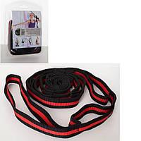 Эспандер MS 2810, Эспандер для фитнеса, йоги, Резинка для фитнеса и спорта