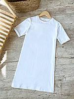 Платье рубашка женское Mon x white   ЛЮКС качества