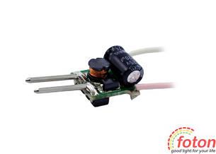 Импульсный драйвер светодиода LD 3x1W/1x1W 12V