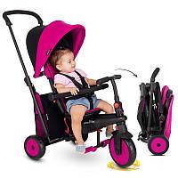 Велосипед триколісний Smart Trike Folding Trike STR3 6 in 1 Pink (5021233)