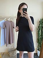 Платье рубашка женское Mon x black   ЛЮКС качества