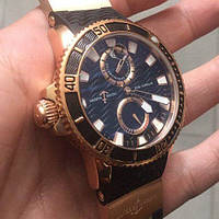 Ulysse Nardin Automatic Black-Gold