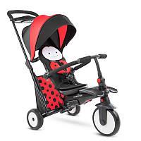Велосипед триколісний Smart Trike Folding Trike STR5 7 in 1 Lady Bug (Божа корівка)