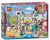 """Конструктор """"Курорт- Friends Отель"""" (большой конструктор) Bela Friends  11035"""