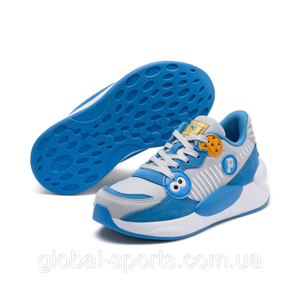 Детские кроссовки Puma Sesame Str 50 RS 9.8 PS (Артикул: 37076301)