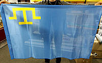 Флаг Крымские татары