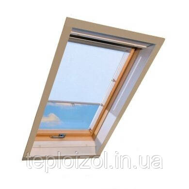 Штора ARS Fakro 94х118 для мансардного окна
