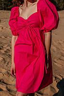 Летнее женское платье длиной мини, фото 3