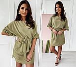 """Літнє плаття з поясом """"Fiona"""", фото 6"""