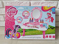 Набор my little pony, my little pony, моя маленькая пони, трюмо детское