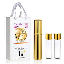 K-155 № 77 Christian for women 3*12 ml