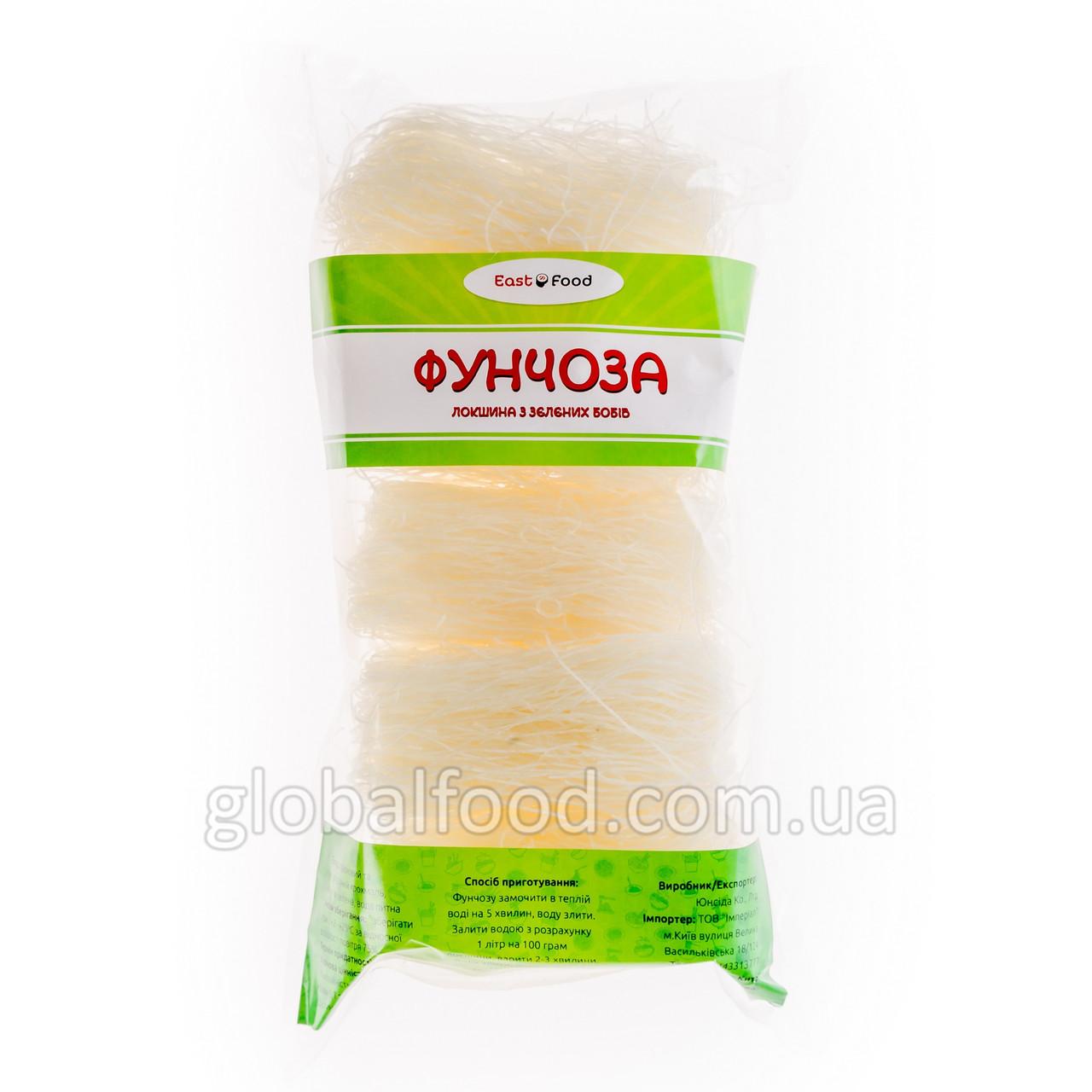 Лапша бобовая стеклянная Фунчоза (500гр)
