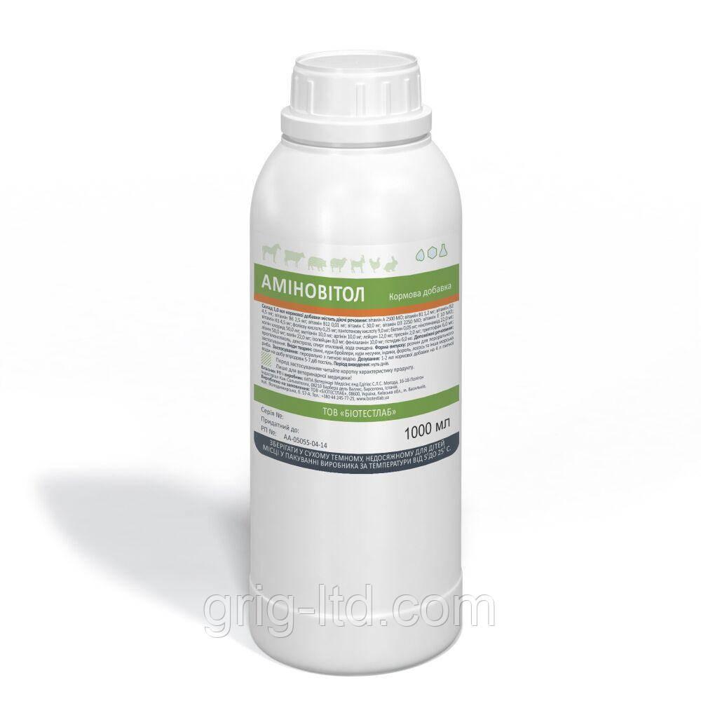Аминовитол (Biotestlab), 1 л