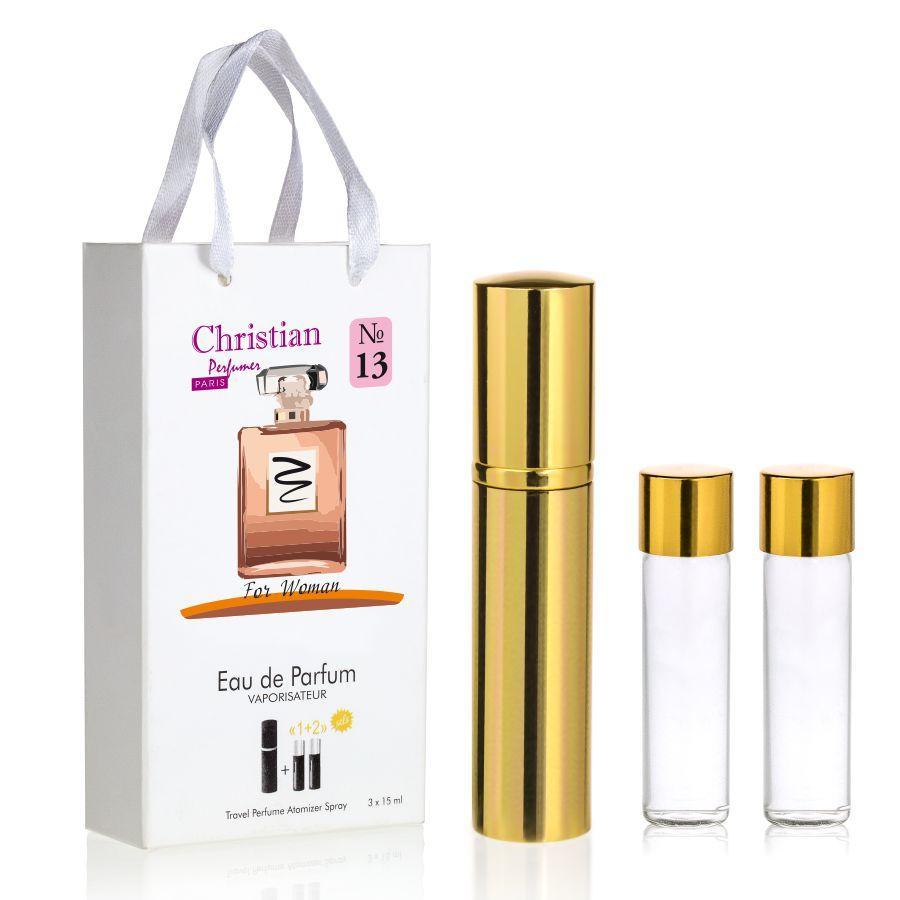 K-155 № 13 Christian for women 3*12 ml