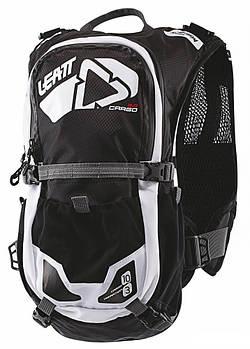 Рюкзак с гидратором LEATT HYDRATION GPX CARGO 3.0 black white