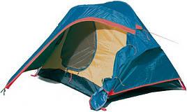 Двомісна Палатка туристична Tramp Gale SLT-026.06 (2600х2250х1100мм), синя
