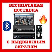 Автомагнитола с выездным экраном SHUTTLE SDUM-7060 Black/Multicolor, фото 1