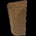 Пакет Дой-Пак крафт + PE 130*190 дно (40+40) мешковина, фото 2