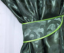 Комплект ламбрекен (№50) с шторами на карниз 3м.1.5*2.70м 050лш477 70-014, фото 3