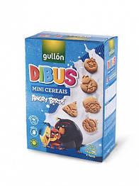 Gullon Dibus Angry Birds Печенье молочное без лактозы и молочных белков, яиц и орехов