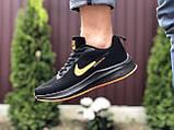 Кроссовки Nike Flyknit Lunar 3,черные с оранжевым, фото 2