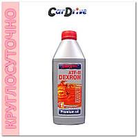 Масло трансмиссионное ATF Dexron II Premium Oil 1л Лада Люкс