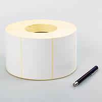 Термо-этикетка для Новой почты, 101*101.5 мм, 500 шт./рулон, 4 рул./уп.