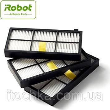 Высокоэффективные фильтры Roomba AeroForce серии 800 и 900 - 3 шт
